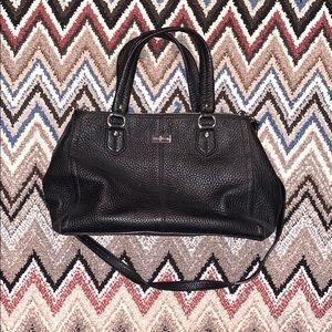 Cole Hann Pebbled Leather Handbag